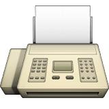 Snapchat Trophäen - Fax machine