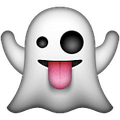 Snapchat Trophäen - Ghost