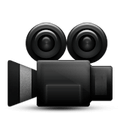 Snapchat Trophäen - Movie-Camera