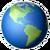 snapchat-globe