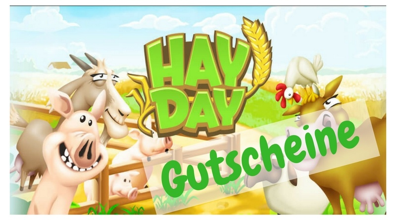 Hay Day Gutscheine