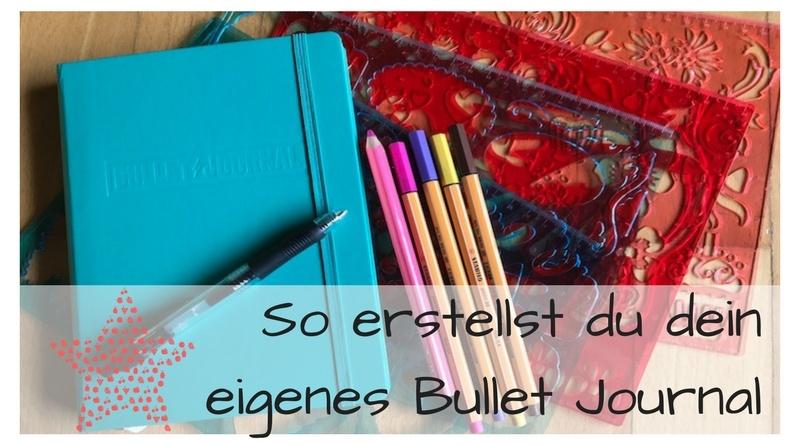 Bullet Journal kinderleicht erstellen