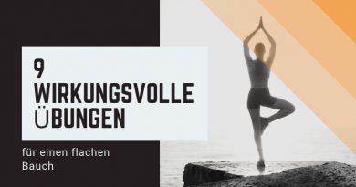Bauchmuskel-Training
