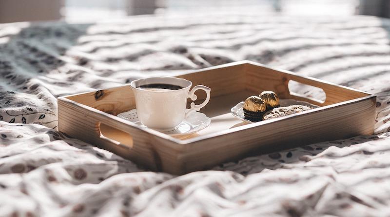 Deine 5 Minuten Morgenroutine