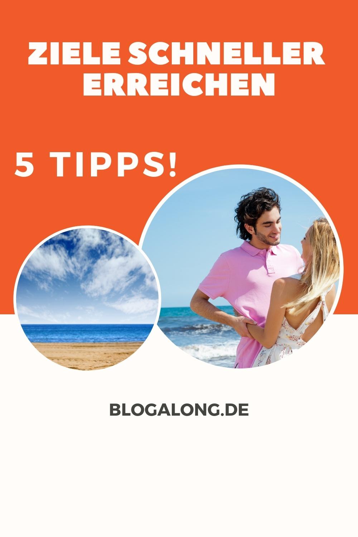 Brauchst du für deine Ziele und Träume länger, als du dachtest? Fühlst du dich deshalb manchmal frustriert und bist kurz davor aufzugeben, weil du nicht ans Ziel kommst? Mit diesen 5 Tipps kommst du schneller ans Ziel! #motivation #gesundheit #ziele #träume #wünsche #selbstliebe #blogalong