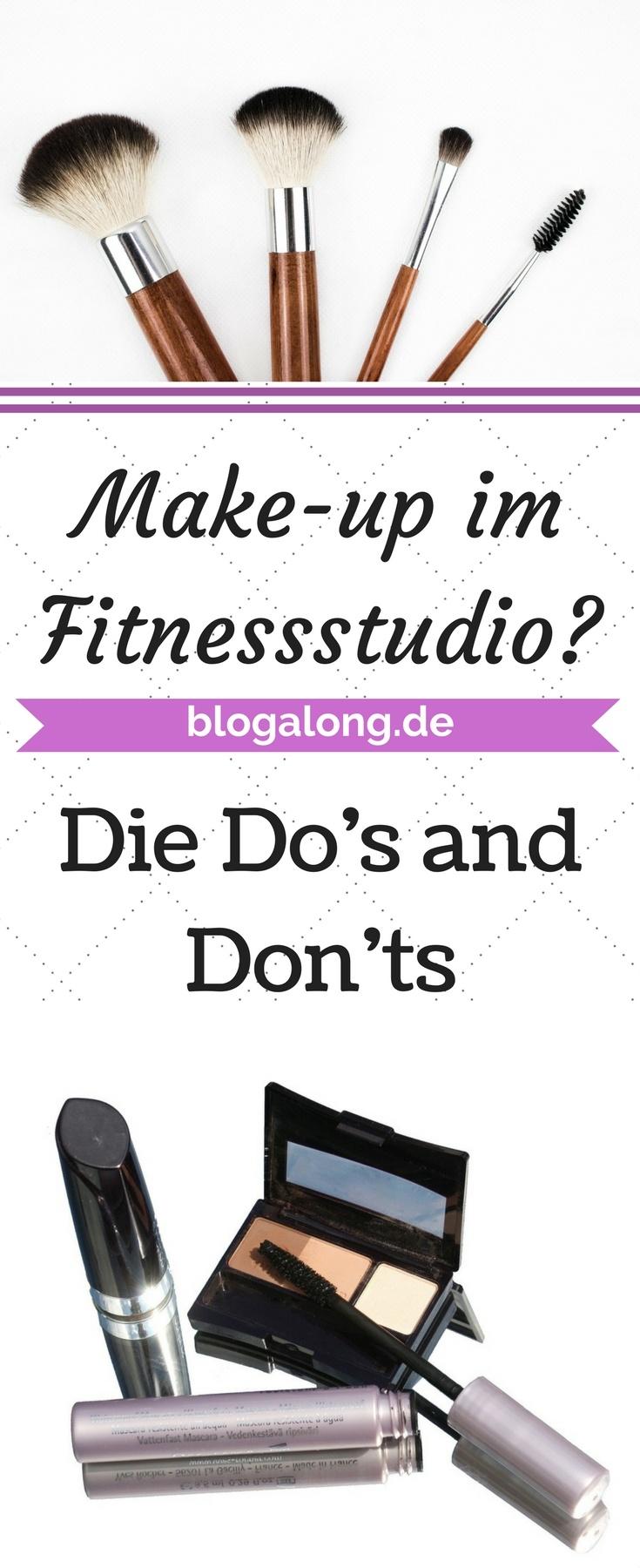 Schminken Fitness