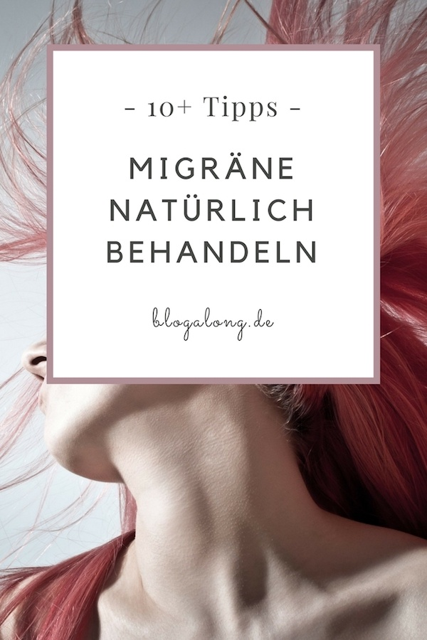 So behandelst du deine Migräne natürlich