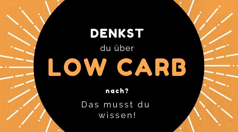 Hier findest du heraus, ob Low Carb das Richtige für dich ist