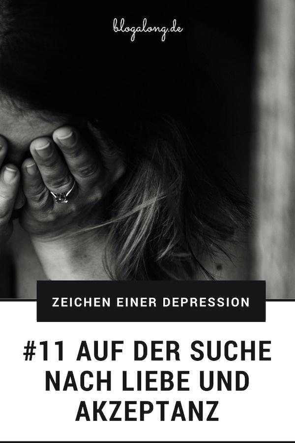 10 Zeichen, die auf eine Depression schließen lassen
