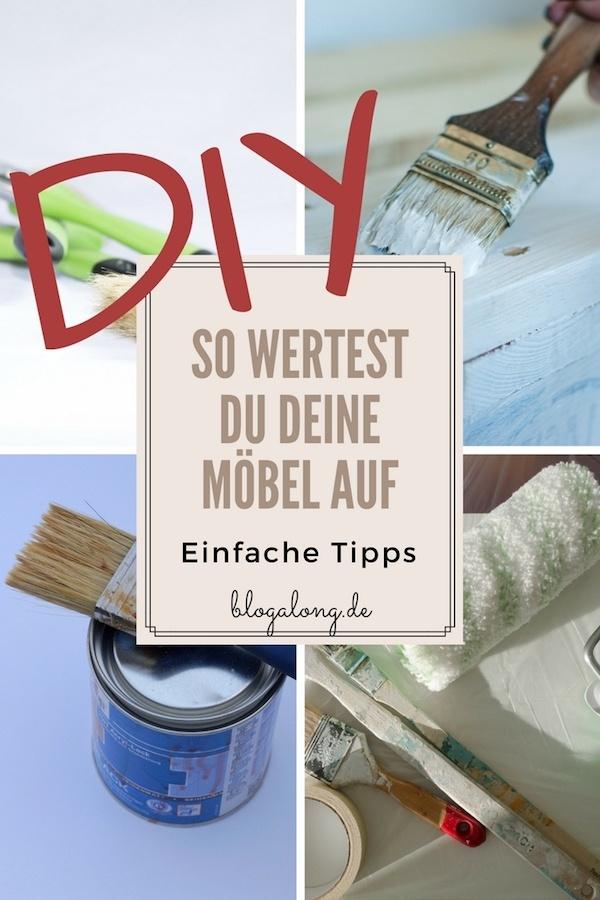 DIY – So wertest du deine Möbel auf – einfache Tipps