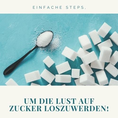 So einfach kommst du von Zucker los