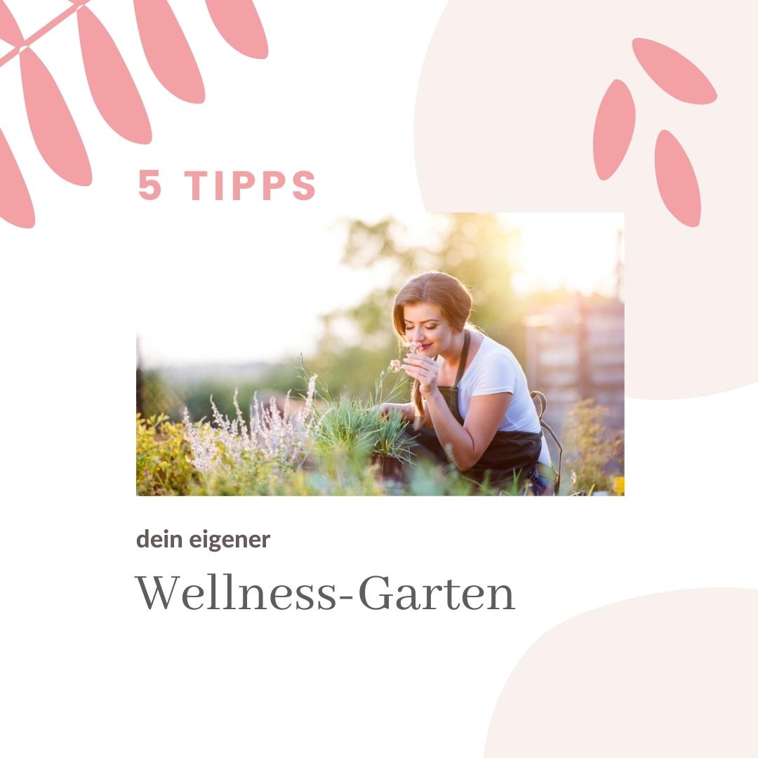 Wellness-Garten anlegen - so geht's