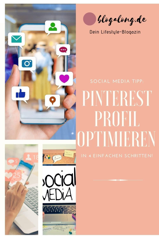 So räumst du dein Pinterest Profil in nur 4 einfachen Schritten auf