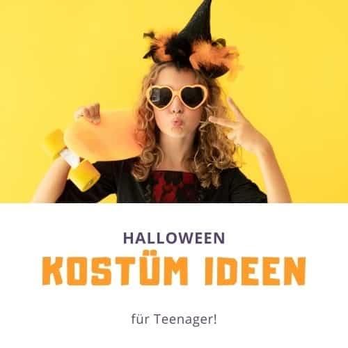 Kostüm Ideen für Halloween