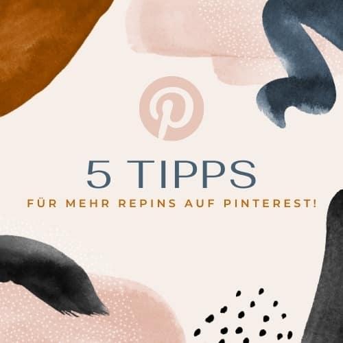 So erreichst du mehr Repins auf Pinterest