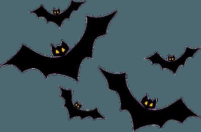 Halloween Fledermaus