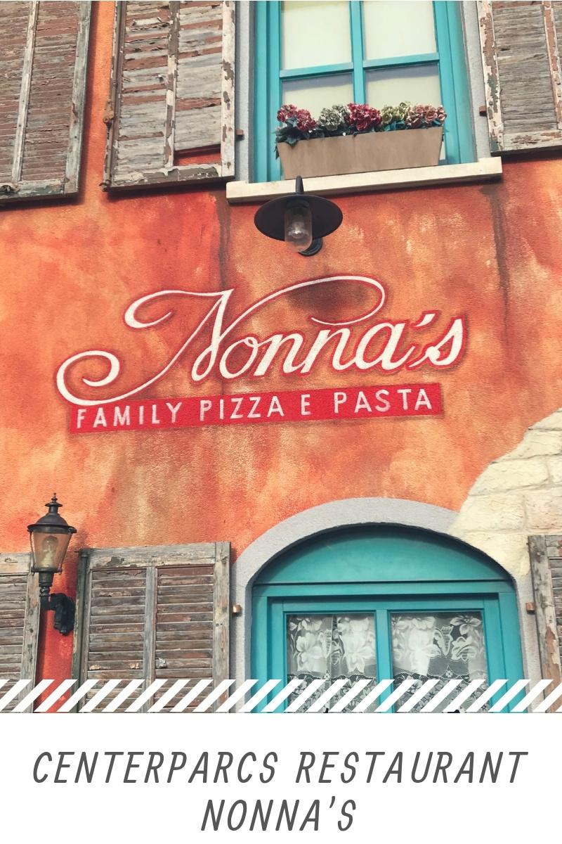 Centerparcs Restaurant Nonna's