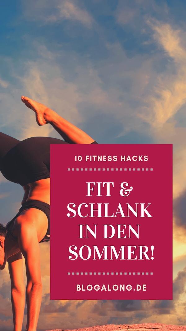 Wenn du nach Weihnachten etwas von deinem Winterspeck verlieren möchtest und rechtzeitig zum Sommer wieder fit sein willst, lies weiter! 10 Hacks, um bis zum Sommer schlank zu werden #fitness #schlank #model #gesundheit #training #workout #blogalong