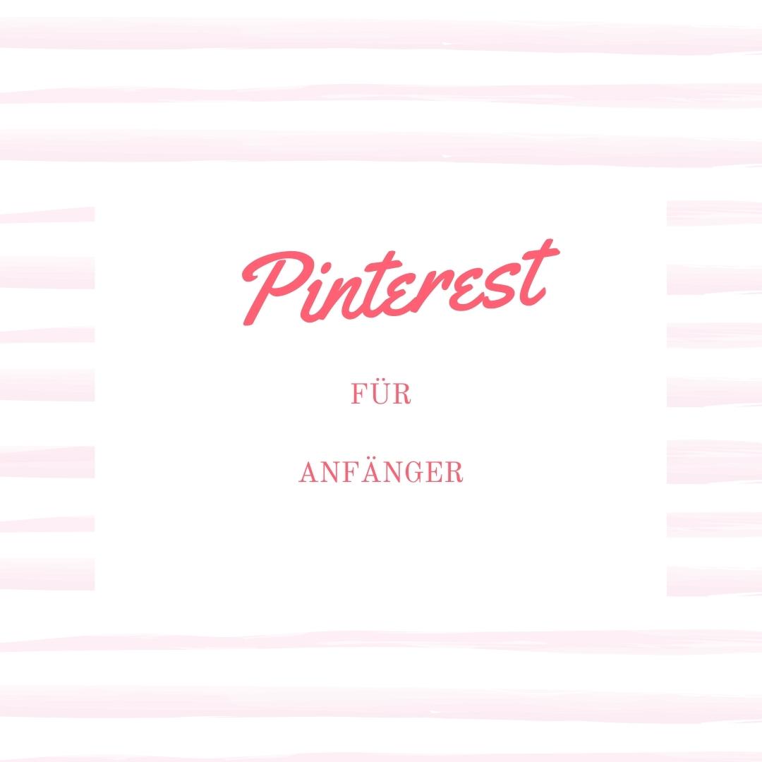 Die besten Tipps für Anfänger auf Pinterest