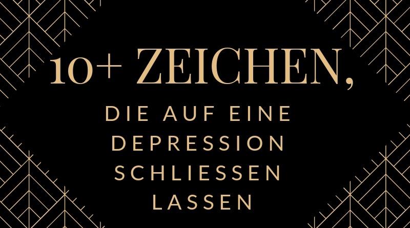 Leidest du unter Depressionen?