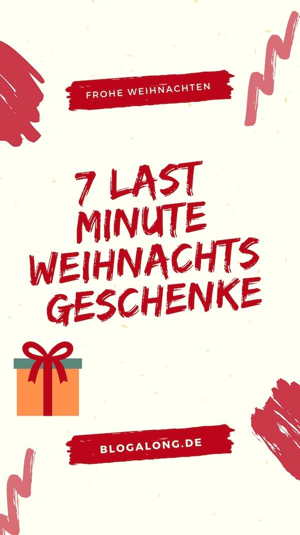 Die 7 günstigen Last-Minute Weihnachtsgeschenke sind perfekt für den kleinen Geldbeutel. Du wirst nicht nur dafür sorgen, dass sich der Beschenkte wohl fühlt, sie sehen auch noch hochwertig aus. 7 günstige Last-Minute Weihnachtsgeschenke #weihnachtsgeschenk #weihnachten #last-minute #geschenkidee #geschenk