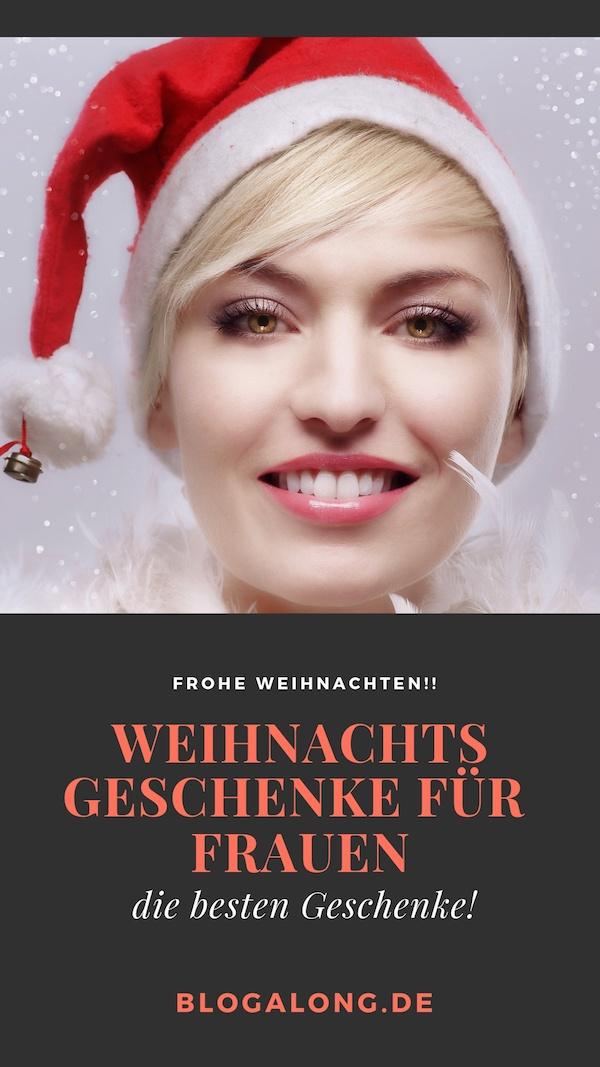 Bist du einer dieser Menschen, die an Heiligabend in blinder Panik von Geschäft zu Geschäft eilen, um noch ein Last-Minute Geschenk zu erhaschen? Lass das dieses Jahr einfach sein und kümmere dich schon jetzt um das passende Geschenk. Zu diesem Zweck habe ich die meiste Arbeit schon getan und dir eine kleine Liste mit möglichen Weihnachtsgeschenken für Frauen zusammengestellt. #weihnachten #weihnachtsgeschenk #geschenkidee #geschenk #frauen #blogalong