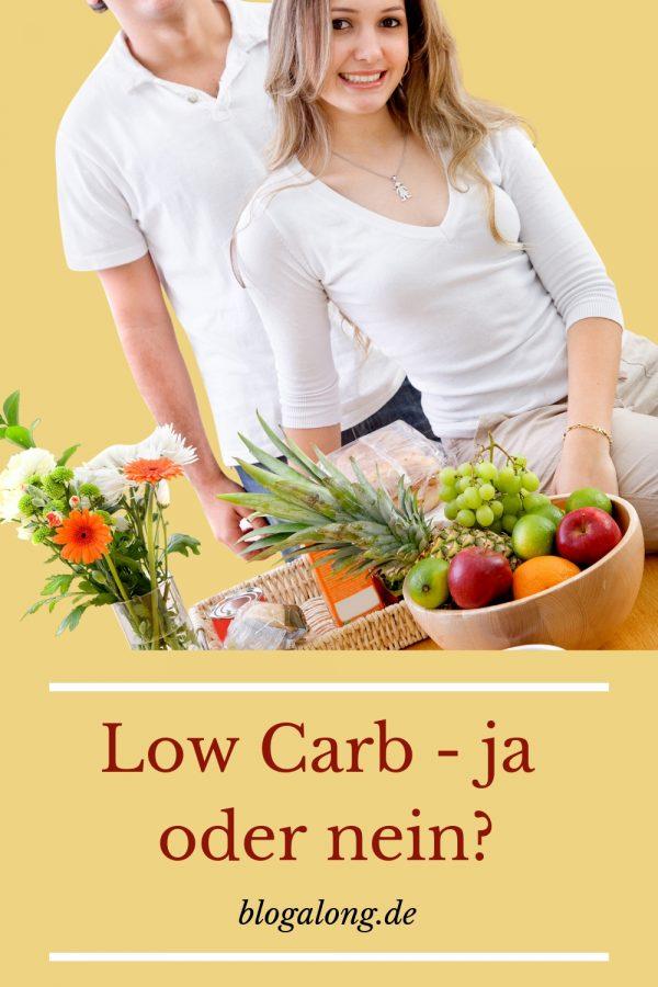 Low Carb - ja oder nein?