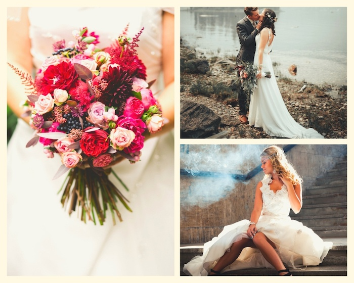 Vintage Hochzeit Inspirationen