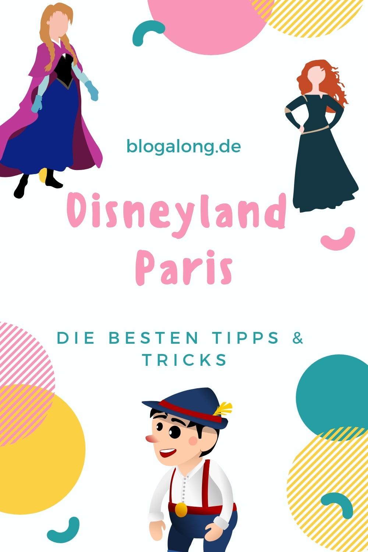 Disneyland Paris - die besten Tipps & Tricks die du wissen solltest #disneylandparis #disneyland #disney #reisen #familie #outdoor #erlebnis #blogalong