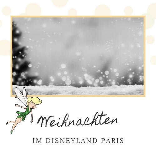 So schön ist Weihnachten im Disneyland Paris