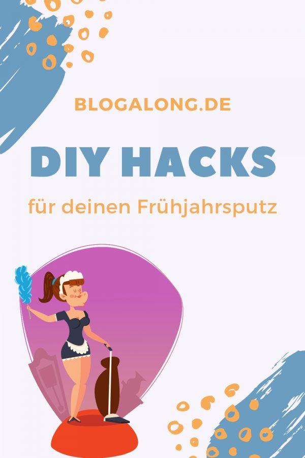 Frühjahrsputz - DIY Hacks