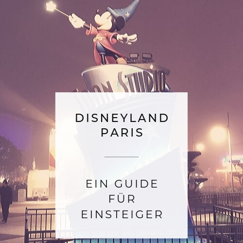 Ein Guide für Einsteiger für's Disneyland Paris