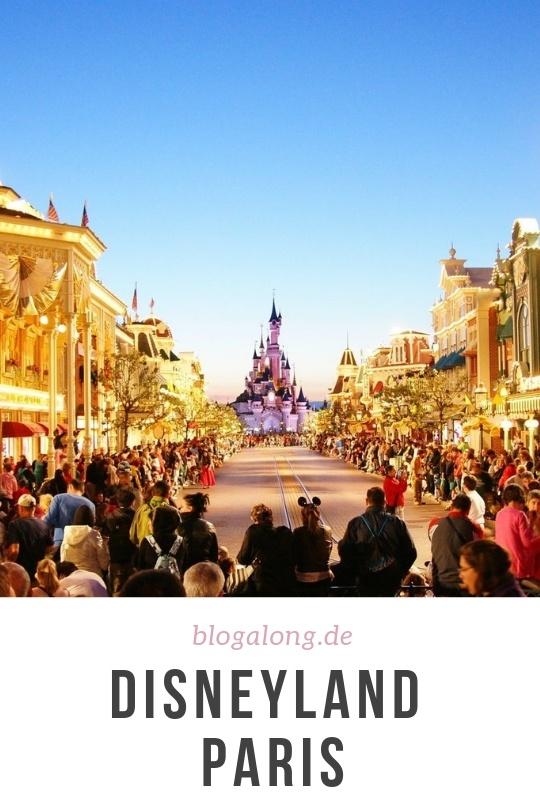 Dein ultimativer Guide quer durch's Disneyland Paris