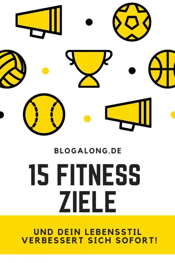 Gesunder Lifestyle - mit diesen Fitnesszielen kein Problem!