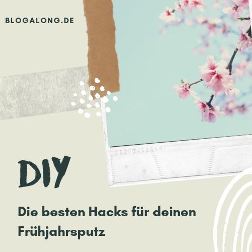 Frühjahrsputz - diese Hacks musst du kennen