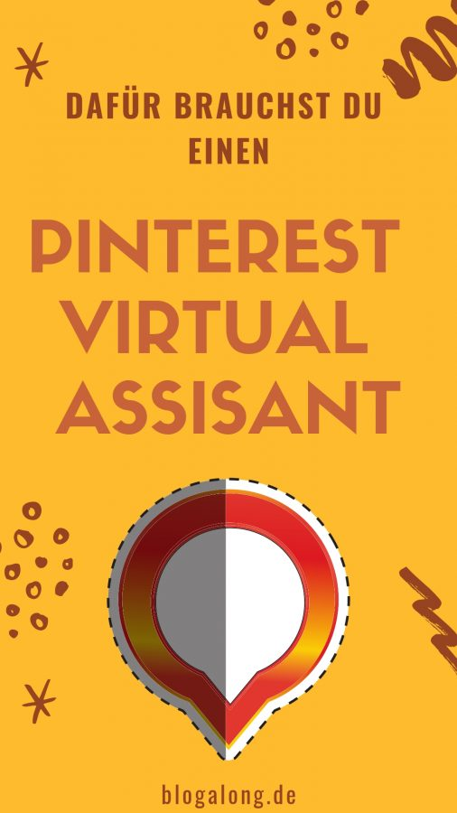 Virtual Assistant Pinterest