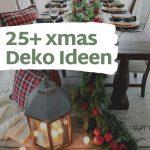 Dekorationsideen zu Weihnachten