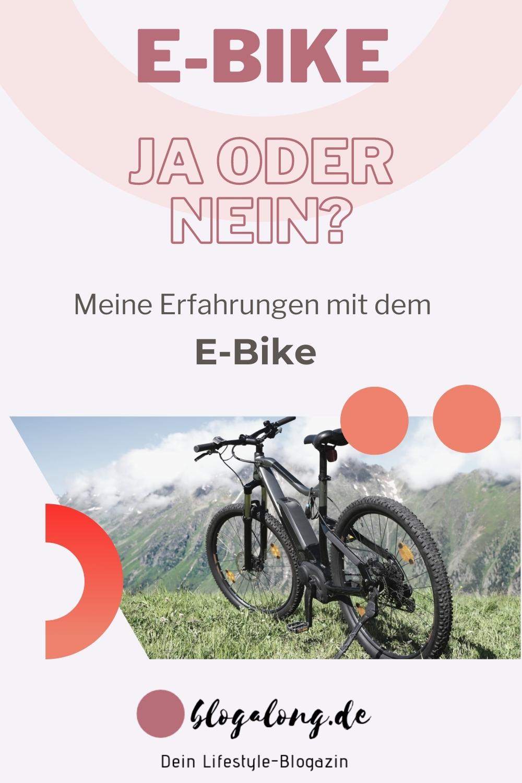 Meine Erfahrungen mit dem E-Bike