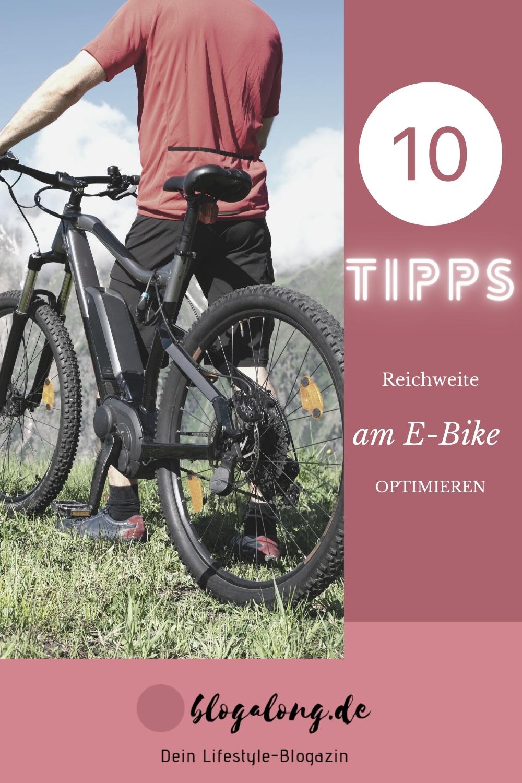 10 Tipps – so optimierst du die Reichweite deines E-Bikes