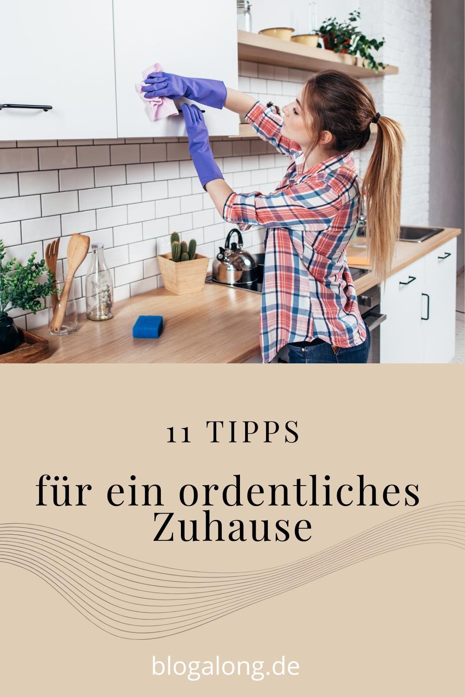 11 Tipps für ein ordentliches Zuhause