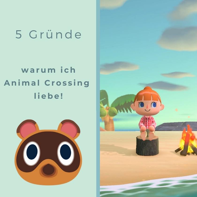 Das sind die Gründe, warum ich Animal Crossing so liebe