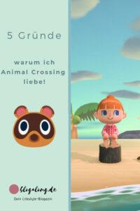 Das sind die Gründe, warum ich Animal Crossing liebe