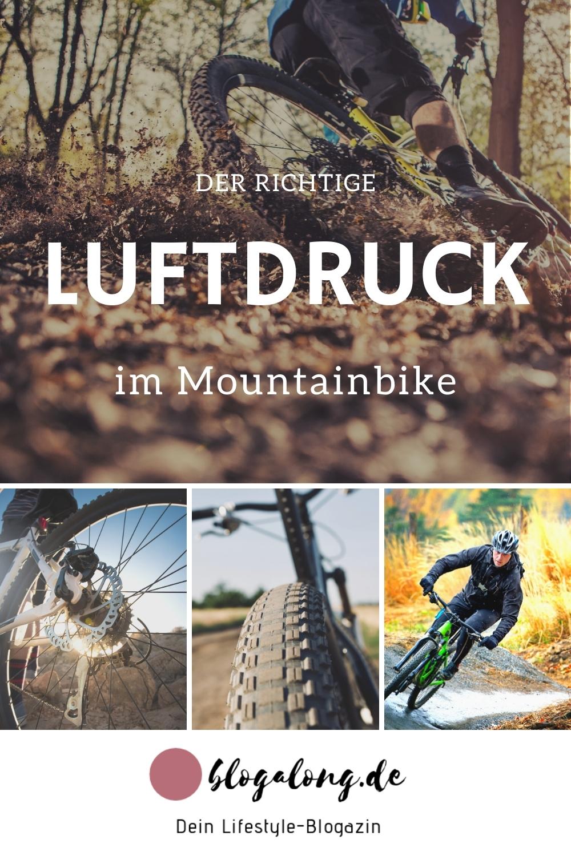 Der richtige Luftdruck im Mountainbike