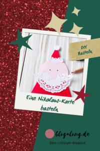 So bastelst du deine eigene Weihnachtskarte