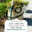 Die 5 besten Gartensäcke für deine Gartenabfälle
