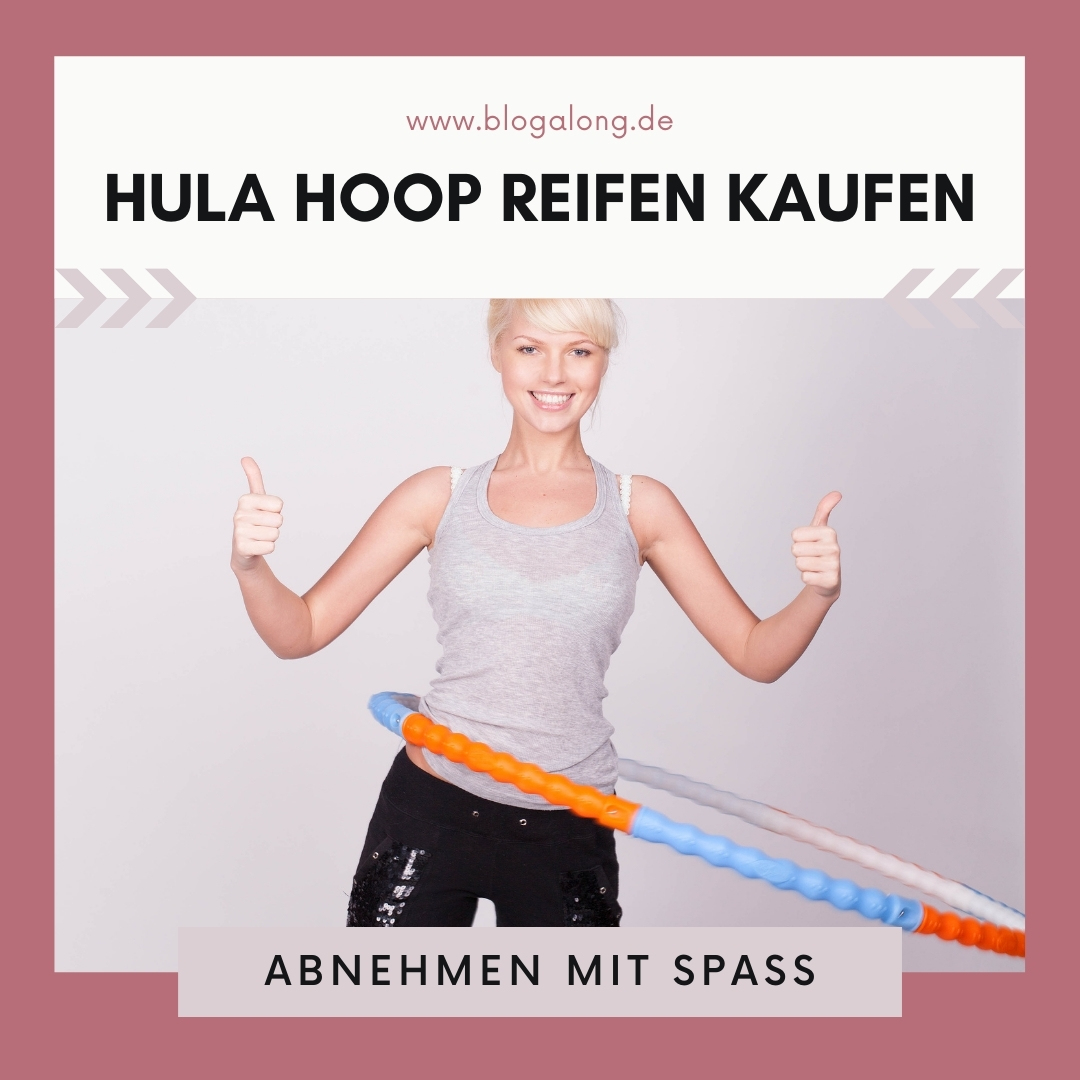 Neuer Fitness Trend - Hula Hoop