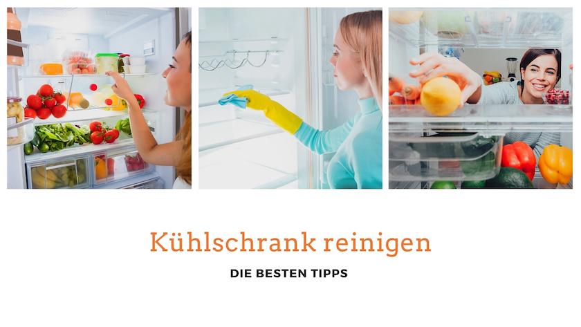 Diese Tipps helfen dir bei der optimalen Reinigung deines Kühlschrankes